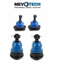 For Pontiac Grand Prix Buick Set of Front Upper and Lower Ball Joints Mevotech