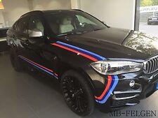 Breyton Race LS Matt black Alufelgen in 10x22 + 11,5x22 BMW X5 X70 F15 X6 F16