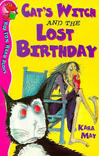 Cat's Witch And The Lost Birthday (Red Fox Read Alone), May, Kara , Acceptable |