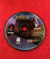 Treasures of the Deep Sony PlayStation 1 PS1 GAME DISC ONLY USA Cleaned Working