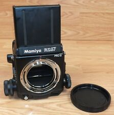 Genuine Mamiya (RZ67) Pro II Medium Format Camera Body Only! **Made In Japan**