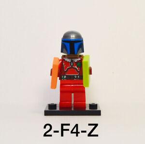 LEGO Jango Fett Minifigure Star Wars Christmas Advent Calendar 75023 New