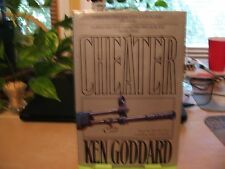 Cheater by Kenneth M. Goddard (1996, Hardcover) First Edition