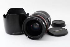 Canon EF 28-70mm f2.8 L USM Zoom Macro Lens W/Hood Excellent++ Japan Tested