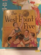 THE WEST POINT FIVE SOFT COVER Big Little Book 1604