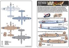 NEW 1:72 Kits World Decals 72190 North-American B-25C Mitchell Part 1