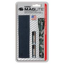 Maglite M2A02H Camo AA Mini-Mag Holster Combo