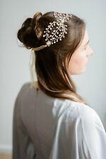 Graziles Strass Haarband - Femininer Haarschmuck
