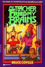 My Teacher Fried My Brains (Minstrel Book)-ExLibrary