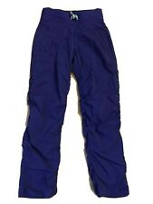 Ivivva Live To Move Pants Lined Purple Size 10