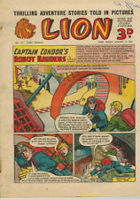 LION COMIC No. 151 from 1954
