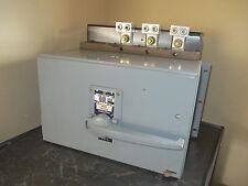 Square D QMB Saflex Unit Disconnect Switch Cat. QMB 3240-M 400 Amps 240 V *USED