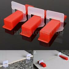 800 Tile Leveling System - 600 Clips + 200 Wedges Floor Wall Spacers Tiling Tool