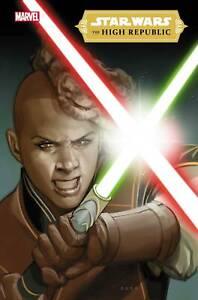 Star Wars High Republic #7 - Noto, Main - Presale (7/28/2021)