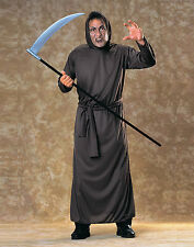 Mens Monk Robe Renaissance Brown Horror Grimm Reaper STD