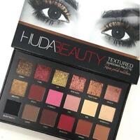 HUDA BEAUTY 💕 textured Rose Gold EYE SHADOW PALETTE eyeshadow new