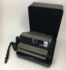 Polariod Spectra System Camera W/ Case Untested Clean Excellent Condition