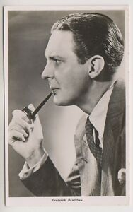 Cinema Star Postkarte - Frederick Bradshaw - (A7)