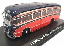 JT WHITTLE & SON BURLINGHAM SEAGULL 1:72 Ixo Atlas Autobús Bus Coach
