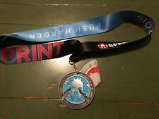 Spartan Winter Sprint 2019 Finishers Medal
