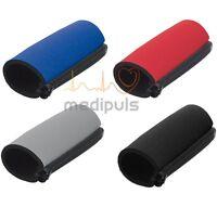 2 x Griffpolster für Krücken Gehhilfen Griff Polster Reißverschluß Gehstützen