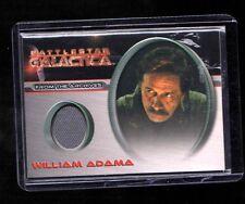 Battlestar Galactica Season 3  CC32 William Adama Costume card