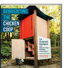 Reinventing the Chicken Coop by  Kevin McElroy (Paperback) 14 designs