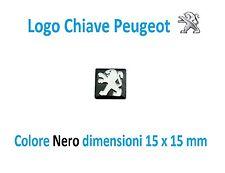 Logo Stemma Adesivo per Chiave Peugeot