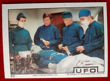 UFO - ANGLO (1970) - Card #50 - Individual Trading Card, Excellent Condition
