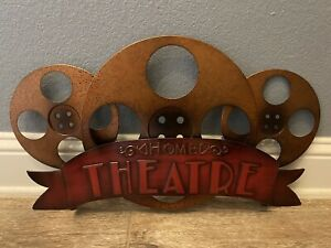 Movie Reel Home Theater Decorations/Game Room Decoration