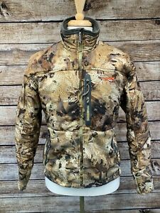Sitka Duck Oven Jacket Marsh Size Medium