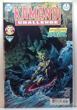 THE KAMANDI CHALLENGE #1 - #12 STORY LOT  1sT PRINT NM