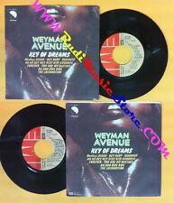 "LP 45 7"" Weyman Avenue key of dreams... 1977 Italy EMI 18288 No CD MC DVD *"
