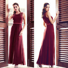 Women's Chiffon Sleeveless with Empire Waist Dresses