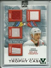 14-15 Steve Yzerman ITG In The Game Vault 2013 Complete Jersey Trophy case 1/1