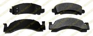 Frt Semi Met Brake Pads  Monroe  FX543