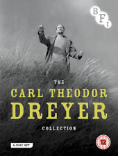 The Carl Theodor Dreyer Collection Blu-Ray New 2015 Region B 4