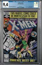X-Men # 137 CGC 9.4 WP death of Phoenix