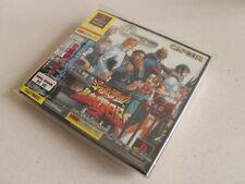 Rival Schools 2, Justice Gakuen 2 - Factory Sealed Capcom Japanese PlayStation