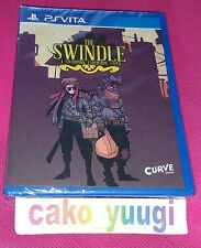 THE SWINDLE PS VITA VERSION US LIMITED RUN #41 NEUF NEW SEALED