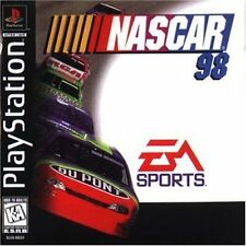 NASCAR '98 PlayStation For PlayStation 1 PS1 Racing With Manual And Case 7E