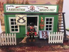Casa Armería Oeste De playmobil