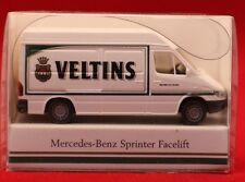 """""""Wiking Modell"""" Mercedes-Benz Sprinter Facelift"""" 1/87"""" Veltins"""" neu + unbespielt"""