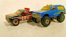 New listing Hot Wheels Lot - Chevy Blazer 1989 - S10 Pick Up 1982 Lot Of Two