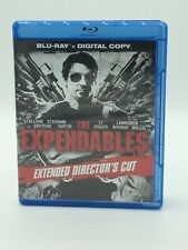 The Expendables-Extended Directors Cut (Blu-Ray Disc Only 2011)