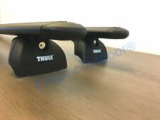 Complete Thule Roof Rack for Jeep Grand Cherokee w/ Factory Track. Free ship!