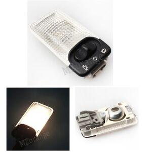 Interior Roof Light Reading Lamp For Peugeot 206 306 406 107 108 Citroen C2