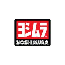 Yoshimura Kanji Racing Decal Sticker MOTO GP Superbike Dirt Motocross Xtreme