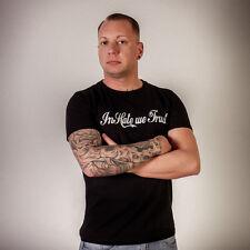 IN HATE WE TRUST-T-Shirt von Subcultural Gangs (Größen S bis 4XL)