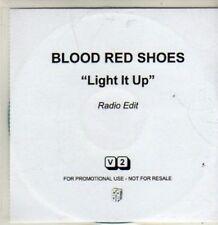 (BR675) Blood Red Shoes, Light It Up - DJ CD